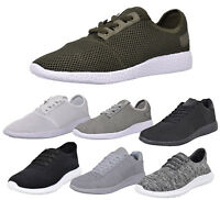 Mens Loyalty & Faith Lace up Sneakers Trainers Running Comfy Walking Gym Shoes