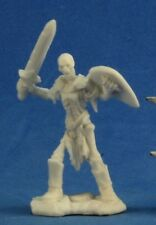 SKELETON GUARDIAN SWORD (3) - Reaper Miniatures Dark Heaven Bones - 77240