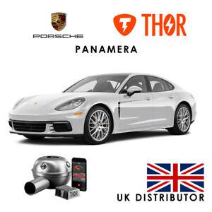 Porsche Panamera THOR Electronic Exhaust, 1 Loudspeaker UK
