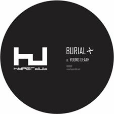 "Burial - Young Death (NEW 12"" VINYL SINGLE)"
