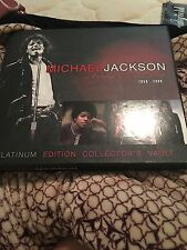 Michael Jackson: A Tribute to the King of Pop Platinum Edition Collector's Vault