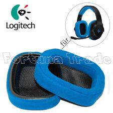 Logitech Ohrpolster PASSEND for G633 G933 G935 Ersatz Deckung Headset Kopfhörer