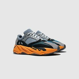 Adidas Yeezy 700 Boost Wash Orange (SKU GW0296   Sizes 10-14) *In-Hand*