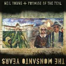 NEIL YOUNG+PROMISE OF THE RE - The Monsanto Years NUEVO CD+DVD