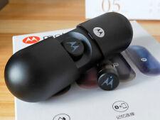 Original Motorola Verve Buds 400 Wireless Earbuds B5.0 Headset Mini TWS -Black