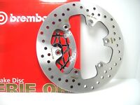 Brembo 68B407E4 Scheibe Bremse hinten Serie Oro für Yamaha 1670cc MT 01 2005 >