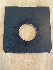 Generic Lens board  for compur copal 0 34.9mm offset hole For Width Linhof Etc