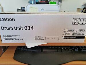 Canon Black Drum Unit 034