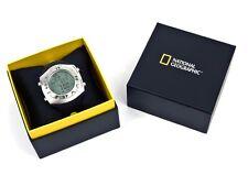 Egana National Geographic Men's Pioneer Series DiveMaster Strap Watch, NG705GWSK