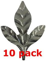 "Metal Stampings Leaf Grapes Wines Vineyards Crafts Art STEEL .020/"" Thickness L27"