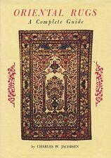 Antique Oriental Carpet Identifier - Makers Types Origins / Scarce Book