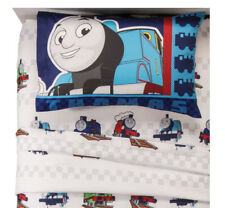 Nickelodeon THOMAS the TRAIN Sheet Set - Thomas & Friends - White - TWIN 🌟NEW🌟