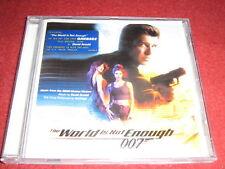 CD BOF OST james bond le monde ne suffit pas TBE 1999