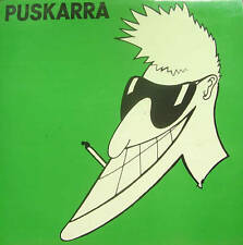 PUSKARRA-SAN SEBASTIAN MAXI VINILO 1981 SPAIN EX-EX