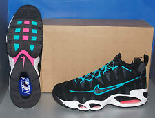 MENS NIKE AIR MAX NM in colors ANTHRACITE / BLACK / TURQUOISE  / FLASH SIZE 9.5