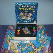 2006 Parker Brothers Trivial Pursuit for Kids DVD Game  - Head to Head Fun 8-12