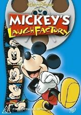 Mickey's Laugh Factory (DVD, 2005)