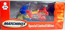 "MATCHBOX MOTORCYCLE ""Toy show Hollywood 2003"" modello speciale"