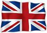 sticker stickers decal vinyl decals national flag car UK ENGLAND ensign british
