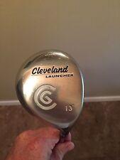 Cleveland Launcher 13* 3 wood  aldila nv 55-l graphite shaft ladies right handed