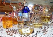 Perfume Lot BBW's Gingham,Evening in Paris, Somewhere,Topaze Perfume Oil, Today