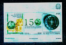 2012 - LOTTO/18569 - REPUBBLICA - SISTEMA MONETARIO - FOGLIETTO ARGENTO
