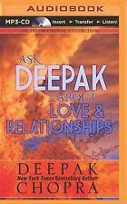 Ask Deepak: Ask Deepak about Love and Relationships by Deepak Chopra (2014,...