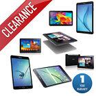 Refurb Samsung Galaxy Tab E/S2/4 8in/10.1 Android 16GB 32GB WiFi Warranty