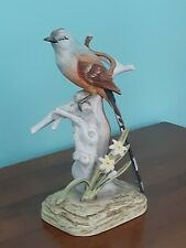 New ListingAndrea by Sadek Excellent Scissor Tailed Flycatcher Bird Figurine