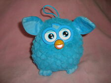 Blue Furby 2013 Hasbro Plush 6""