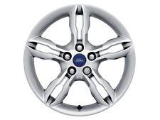 "Ford C-Max 04/15> Single Alloy Wheel 17"" 5x2-Spoke Design, Luster Nickle 1792753"