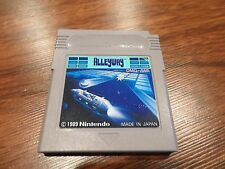 Alleyway (Nintendo Game Boy, 1989) DMG-AWA japan