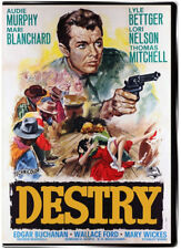 Destry 1954 DVD - Audie Murphy, Mari Blanchard, Lyle Bettger, Thomas Mitchell