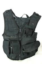 Swiss Arms Tactical Airsoft Adjustable Vest Jacket One Size Soft Air Hunting