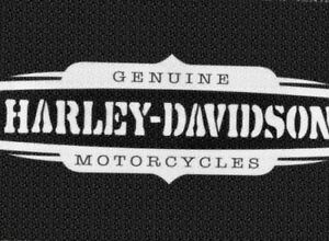 "Harley Davidson Genuine Motorcycles 39"" x 59"" Rug"