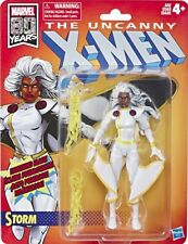 Marvel Legends Retro Storm White Costume Uncanny X-men Jim Lee brand new MOSC
