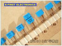 20pcs/200pcs  EVOX PFR Series 390pF/63V 5% MKP Film Capacitor (0.39nF 391)