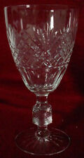 IMPERIAL Crystal SUNUP 220 WATER GOBLET