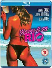 Blame It On Rio [Blu-ray] [DVD][Region 2]