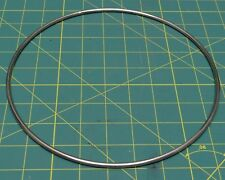"""Stainless Steel Light Metal O-Ring 8-3/4"""" ID, 9-1/8"""" OD, 3-16"""" Thick"""