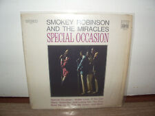 Smokey Robinson & The Miracles - Special Occasion 1968 US LP SOUL RHYTHM & BLUES