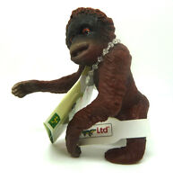 K61) Orang Utan Baby (24142) Affe Affen Safari TOP FIGUR handbemalt Tierfiguren