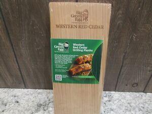 Big Green Egg Western Red Cedar Grilling Planks 2pk