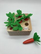 Harvest Carrots to Farm Matching Game Educational Toy for Boys Girls Open new