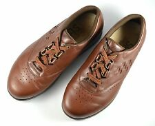 SAS Freetime Brown Orthopedic Walking Shoes TRIPAD COMFORT Women's 6.5 M USA