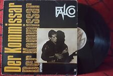 "FALCO ** Der Kommissar ** ORIGINAL & RARE COVER 1982 Spain 12"" SINGLE **NO PROMO"