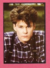 The Skids Stuart Adamson 1980s Panini Pop Rock Music Sticker #142