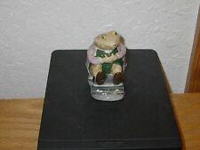 "Beatrix Potter Mr. Jackson Frog  2 3/4"" t Perfect figurine Royal Albert CUTE"