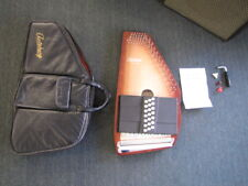 Oscar Schmidt Autoharp Model 21 C/F with Case Tuning Tool and Picks