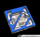 Four FR-CU-RA INTEL 115X/2011 CPU Waterblock Copperplate high-performance-Blue